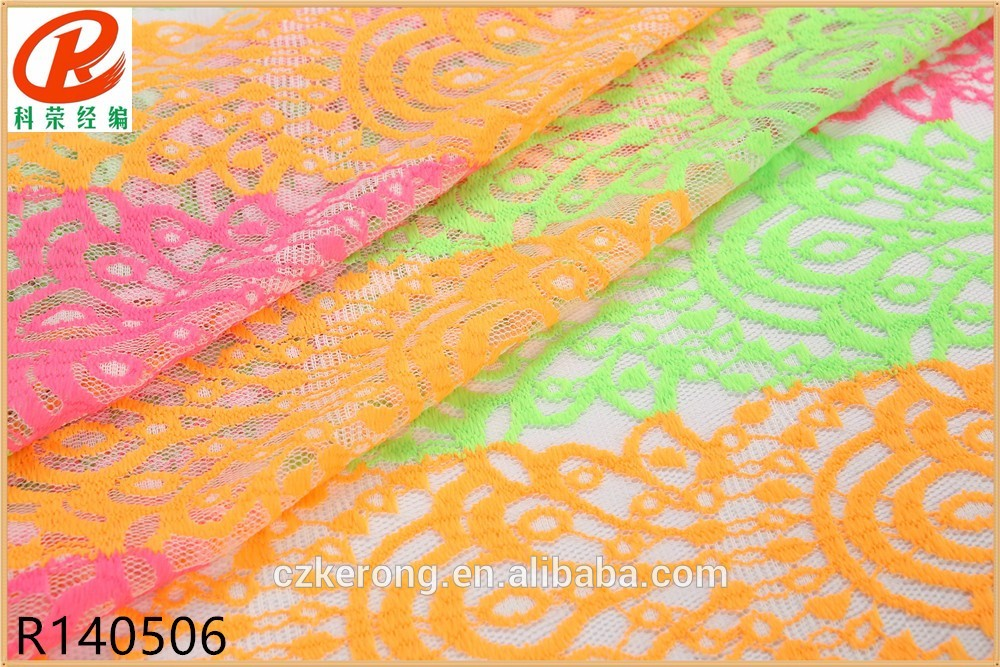 Professional machine Provider lace fabric for accessories automatic fire cannon