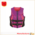 2017 Fashionable Portable Life Jacket Vest Neoprene Swimming Life Jacket
