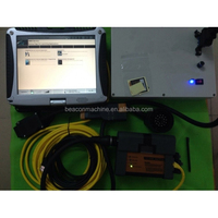 2015.7V New forBMW I-COM ista/d ista/p A2+B+C Diagnostic & Programming Tool With Panasonic CF-19 military Laptop