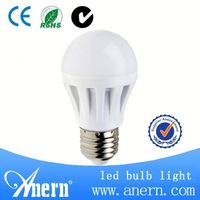 Low power consumption 5w e27 high brightness led bulb lamp