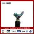 Decorative Metal Craft Bird Wine Bottle Stoppers Wholesale