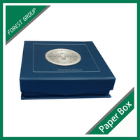 Best quality promotional cake slice paper gift box with CE certificate