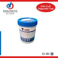 Urine DOA cup test with high accuracy
