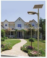 2013 Easy integrated solar street light rising sun With CE,ROHS TUV certified