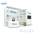 Detian Offer 3X6m Modular Standard Trade Show Exhibition Booth Display Stand Customized Design