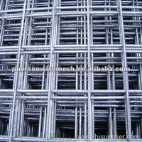 6x6 Welded Wire Mesh Reinforcement in Concrete Slabs