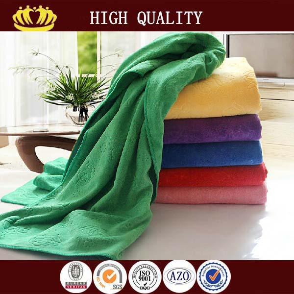 china wholesale oversized microfiber waffle weave bath sheet beach towel