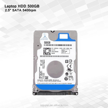 HOT hdd laptop internal 2.5'' SATA3.0 second hand hard disk 500gb