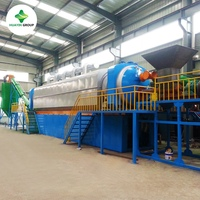 Popular Waste Rubber Plastic Recycle Machine