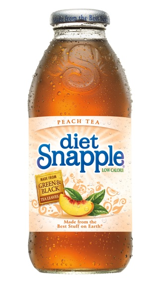 Snapple Peach Tea Diet