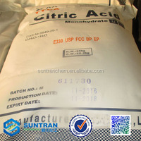 High Purity Organic Citric Acid 99