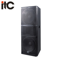 800W best concert wired techwood speakers
