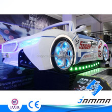 JAMMA 9D VR car cinema park, vr car racing, 9d virtual reality six player