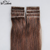 Wholesale 100% Brazilian Human Tape Hair Extension PU Skin Weft Extension