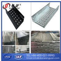 Qualified manufactory metal cable tray with lowest price