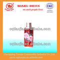 Old Design Painting-Flower,Outer Iron Body ,Inner Glass linered Thermos Bottle Flask with aluminum lid and bottom 3200ML ( 913 )