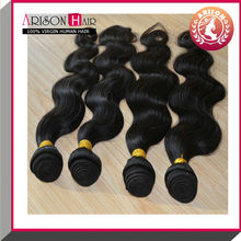 Wholesale virgin brazilian remy human hair weaves body wave style ,various colors and styles are avalable