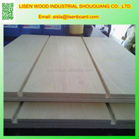 10mm 15mm Pine faced Tongue and groove marine plywood
