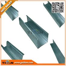 Alibaba China Stud and Track Profile, Gypsum Metal Frame