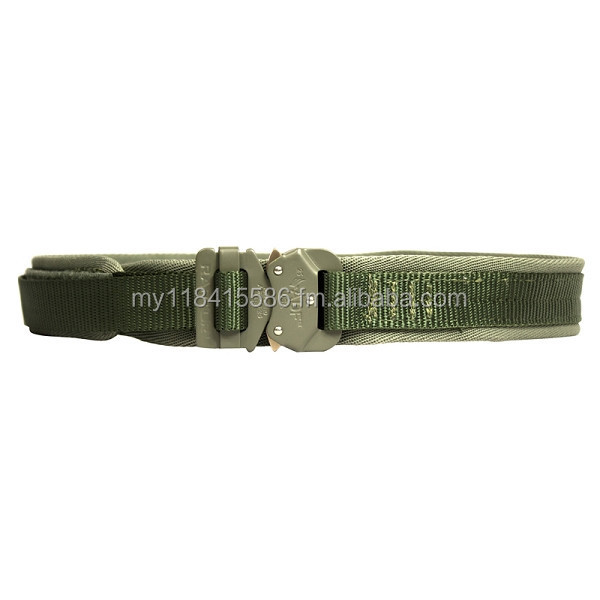Military and Tactical Trouser belt