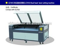 two color board Laser engraving machine