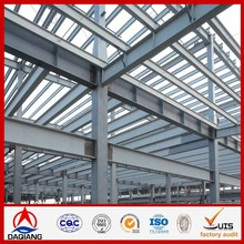 engineered construction for warehouse