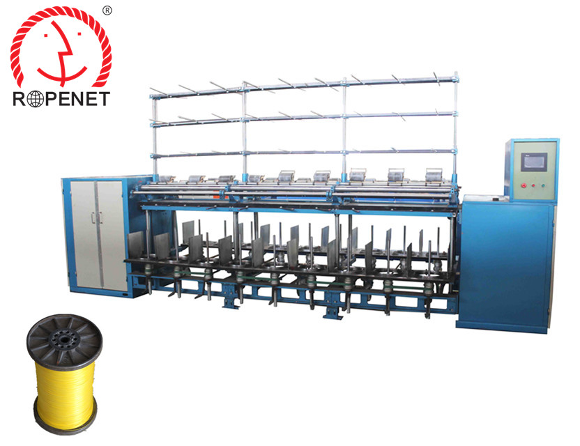 high quality fiber/ thread/twine/string/rope/ yarn twisting machine