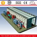 Hot Sale Qinggong Series Sand Blasting Room for Cleaning Frame