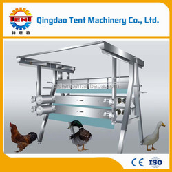 Factory price stainless steel chicken slaughter machine equipment