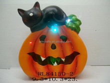 2015 Halloween decorative LED lighted pumpkin
