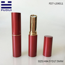 OEM fashion long slim private logo lipstick tube case packaging