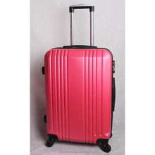 3 pieces ABS luggage set for international travel
