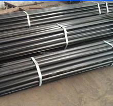 building material black welded mild carbon rectangular box section steel pipes