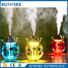 Beetle humidifier cool personal mist humidifier mini fogger mist maker