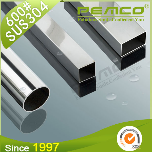 High Hardness Customizable extended test 1 inch stainless steel pipe