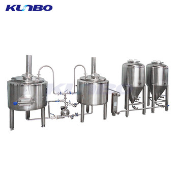 KUNBO Mini Homebrew 100l Micro Brewery Equipment for Sale