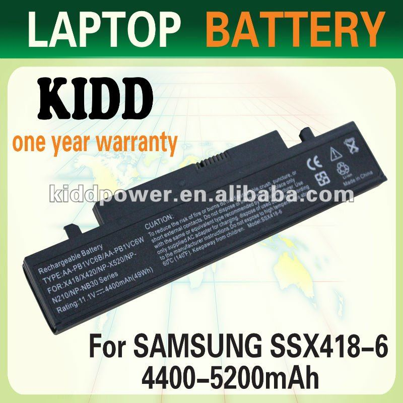 Compatible laptop battery for SAMSUNG SU2700 Addi 6 cells +top grade matterial