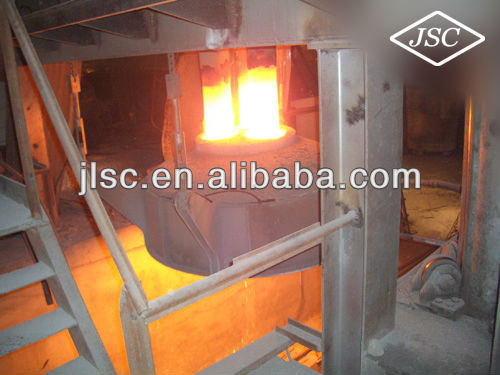 artificial carbon for steel furnace