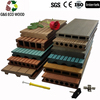 edge garden composite steel wpc decking exterior anti-uv wpc decking waterproof wpc board
