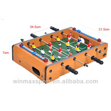 Popular football table,mini soccer table for kids,mini indoor soccer game table