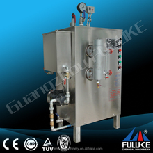 FLK new design small steam powered generator