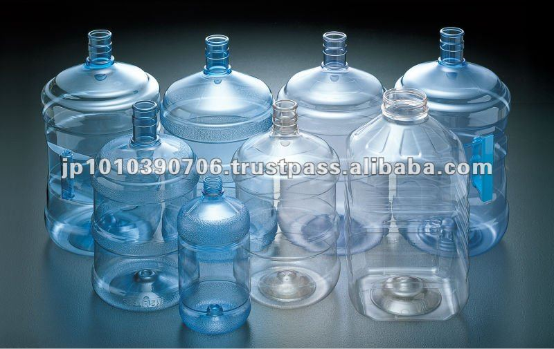 ASB - 650EXHD ISBM machine for 3 gallon PC bottles