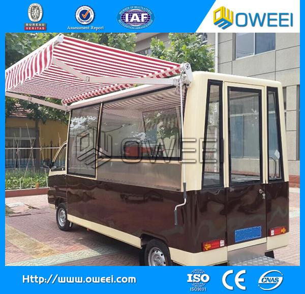 Chinese Box Food Truck