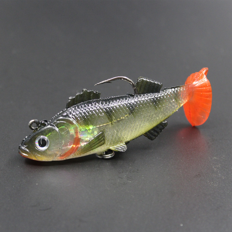sea bass fishing lure soft lure salt water lure
