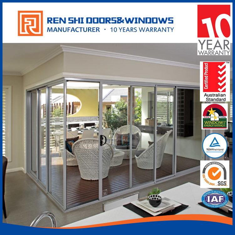 Superior Ventilation interior magnetic sliding door