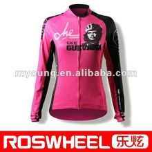 Custom Made 100% Polyester Quick Dry Sublimation Bicycle Wear