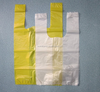 Factory direct sale recycling t shirt plastic bag