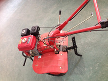 hot sale 170F mini agriculture gasoline power rotary cultivator tiller with full set spare parts