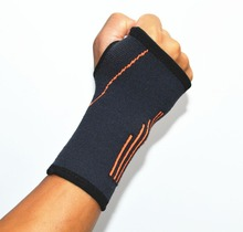 Custom Weightlifting Wrist Wraps Sports Soft Wrist Sleeve Compression Medical Wrist Palm Support