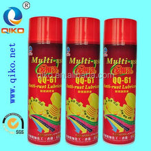 Anti Rust Spray QQ-61,same as wd-40